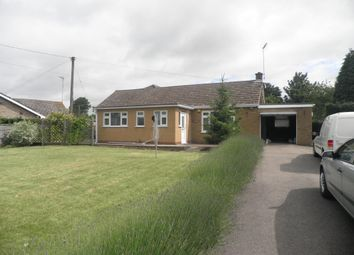 Thumbnail 3 bedroom bungalow to rent in Colletts Bridge Lane, Elm, Wisbech