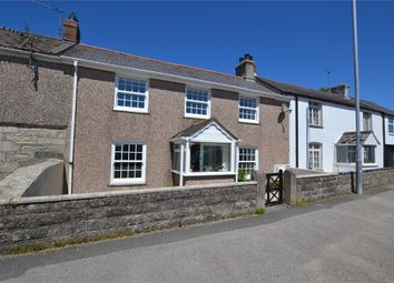 Thumbnail 3 bed terraced house for sale in New Row, Summercourt, Newquay
