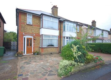 Thumbnail 3 bed semi-detached house for sale in Maidstone Avenue, Romford