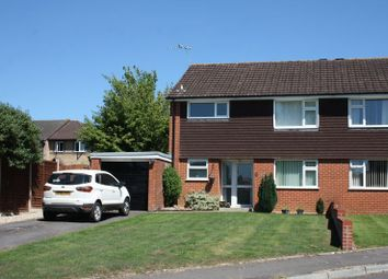 Thumbnail 3 bed semi-detached house for sale in Rixon Close, Sturminster Newton