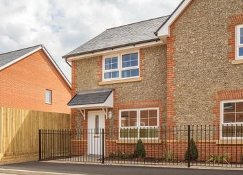 """Thumbnail 2 bed semi-detached house for sale in """"Roseberry"""" at Fairman Road, Westhampnett, Chichester"""