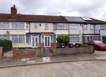 Thumbnail 3 bed terraced house for sale in Haddon Close, Enfield, London