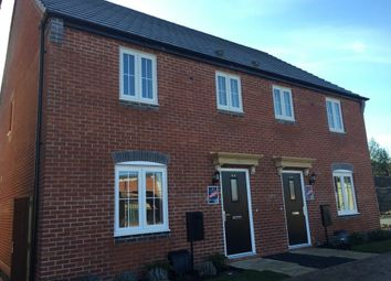 Thumbnail 3 bed property to rent in Cardinal Drive, Burbage, Hinckley