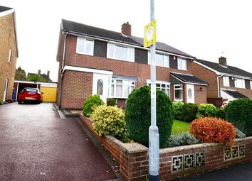 Thumbnail 3 bed semi-detached house for sale in Melidan Way, Penkhull, Stoke On Trent