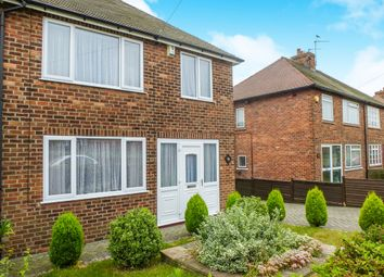 Thumbnail 3 bedroom semi-detached house for sale in Beverley Road, Harworth, Doncaster