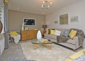 "Thumbnail 3 bed semi-detached house for sale in ""Moresby"" at Neath Road, Tonna, Neath"