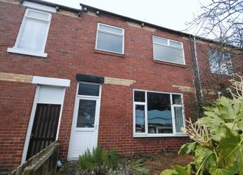 Thumbnail 2 bed flat for sale in Beatrice Street, Ashington