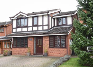 Thumbnail 4 bed detached house for sale in Sudeley, Dosthill, Tamworth