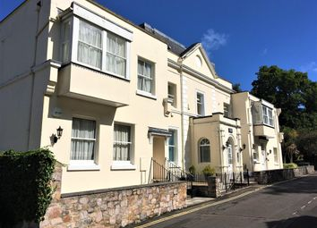 Thumbnail 2 bed flat for sale in Torwood Gardens Road, Torquay