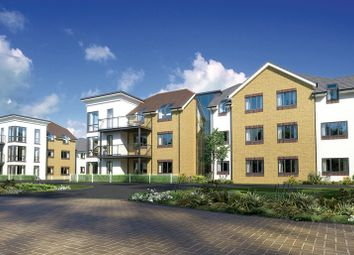 Thumbnail 3 bedroom flat for sale in Plot 36 Cobbs Beck, Highcliffe Christchurch, Dorset