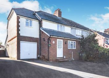 Thumbnail 4 bed semi-detached house for sale in The Green, White Notley, Witham