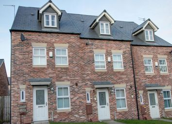 Thumbnail 3 bed terraced house for sale in Old Dryburn Way, Durham