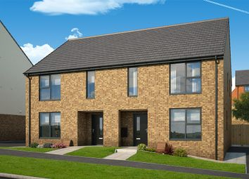 "Thumbnail 3 bed property for sale in ""The Loxley"" at Harborough Avenue, Sheffield"