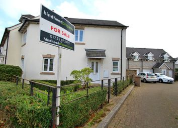 Thumbnail 3 bed end terrace house for sale in Temeraire Road, Plymouth
