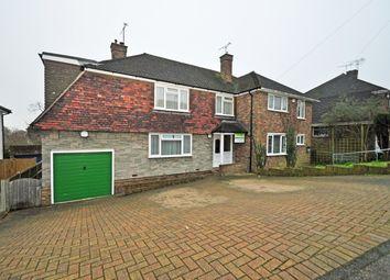 Thumbnail 4 bedroom semi-detached house for sale in Lonsdale Drive, Rainham
