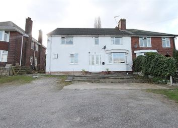 Thumbnail 4 bed semi-detached house for sale in Derby Road, Wingerworth, Chesterfield