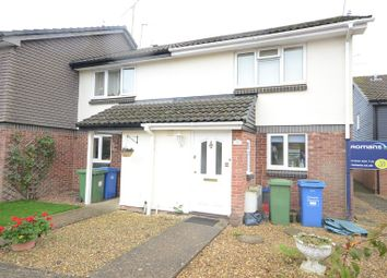Thumbnail 2 bedroom end terrace house to rent in Wythemede, Binfield, Bracknell