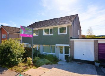 Thumbnail 3 bed semi-detached house for sale in Maple Close, Tavistock