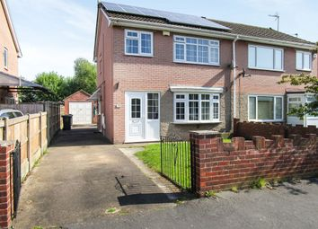 Thumbnail 3 bed semi-detached house for sale in St Michaels Drive, Thorne, Doncaster