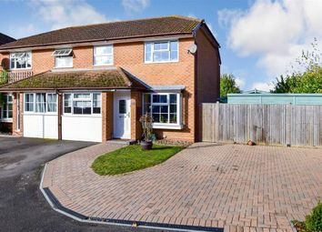 Thumbnail 3 bed semi-detached house for sale in The Birches, Tonbridge, Kent