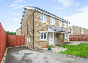 Thumbnail 2 bed semi-detached house for sale in Highfield Chase, Dewsbury, West Yorkshire