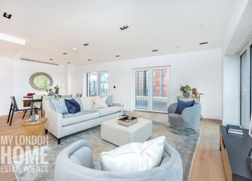 Thumbnail 3 bed flat for sale in Keybridge Tower, South Lambeth Road, Vauxhall