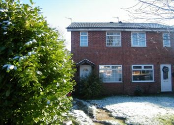 Thumbnail 2 bed semi-detached house for sale in Malpas Road, Northwich, Cheshire