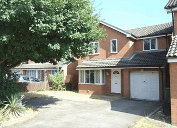 Thumbnail 4 bedroom detached house to rent in Doddington Close, Reading