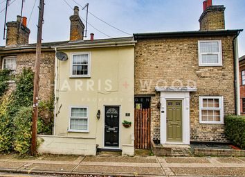 2 bed terraced house for sale in Wellington Street, Colchester CO2