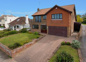 Thumbnail 4 bed detached house for sale in Palm Bay Avenue, Cliftonville, Margate