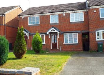 Thumbnail 3 bedroom semi-detached house to rent in Biddlestone Grove, Walsall