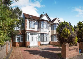 Thumbnail 4 bed semi-detached house for sale in Meldrum Road, Goodmayes, Ilford