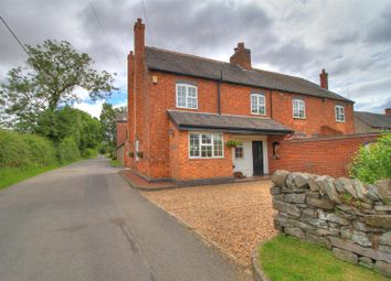 Thumbnail 3 bedroom cottage for sale in South Lane, Bardon Hill, Coalville