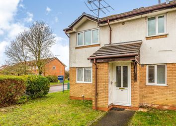 Thumbnail 1 bed maisonette to rent in Shackleton Way, Woodley