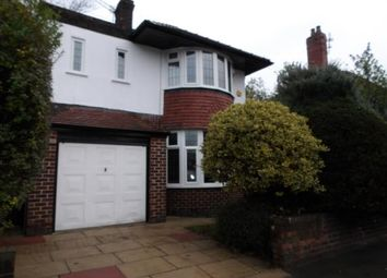 4 bed detached house for sale in Kingsway, Cheadle, Greater Manchester SK8