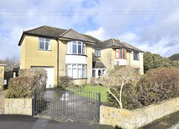 Thumbnail 4 bed semi-detached house for sale in Hansford Close, Bath, Somerset