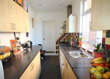 Thumbnail 3 bedroom terraced house for sale in Wolverton Road, Leicester
