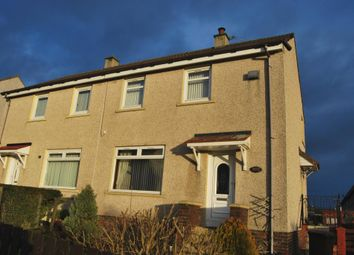 Thumbnail 2 bed end terrace house to rent in Moss Avenue, Caldercruix, Airdrie