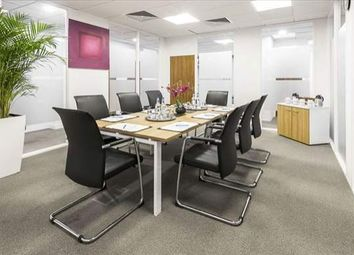 Thumbnail Serviced office to let in Harbour Exchange Square, London