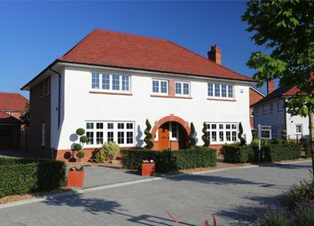 Thumbnail 5 bed detached house for sale in The Maples, Ermine Street, Buntingford, Hertfordshire