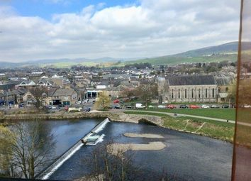 Thumbnail 2 bedroom flat for sale in Stramongate, Kendal