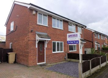 Thumbnail 3 bedroom semi-detached house to rent in Seddon Street, Little Lever, Bolton