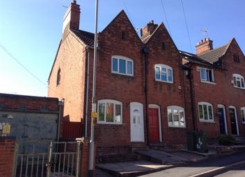 Thumbnail 2 bed end terrace house to rent in Church Road, Glenfield