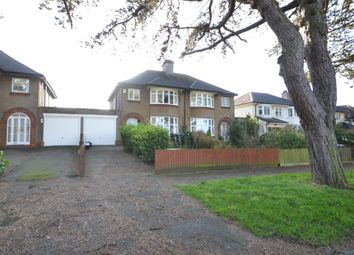 3 bed semi-detached house for sale in North Western Avenue, Kingsthorpe, Northampton NN2