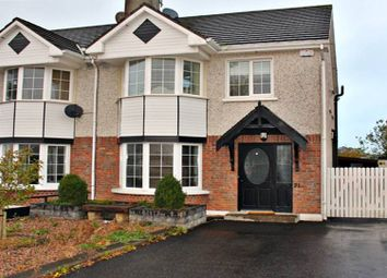 Thumbnail 3 bed semi-detached house for sale in Armstrong Grove, Clara, Offaly