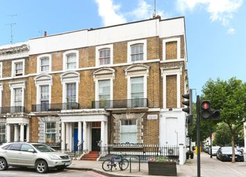 Thumbnail 3 bed flat for sale in Holland Road, London