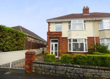 Thumbnail 3 bed semi-detached house for sale in Westbrook Road, Weston-Super-Mare
