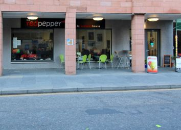 Thumbnail Restaurant/cafe for sale in Leasehold - Red Pepper Café, 92 Academy Street, Inverness