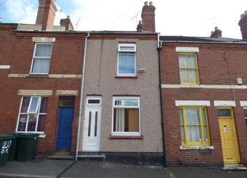 Thumbnail 4 bed terraced house for sale in David Road, Stoke, Coventry, West Midlands