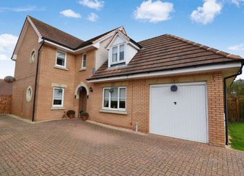 Thumbnail 4 bed detached house for sale in Denny Crescent, Saltcoats